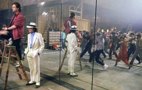 rehearsing smooth criminal